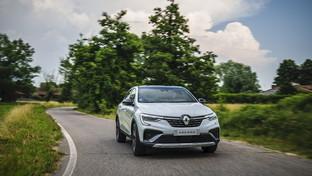 Renault Arkana E-tech 145: arriva in Italia il nuovo suv-coupé
