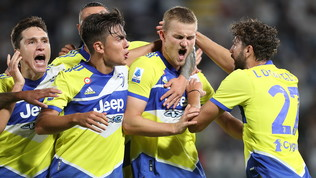 Juve: troppi gol presi, in mezzo si balla maDe Ligt e Chiesa svoltano
