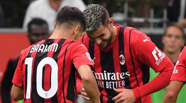Hernandez entra e illumina San Siro: Venezia ko, aggancio all'Inter