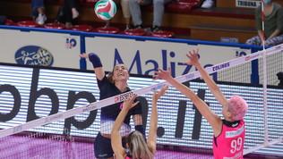 """Volley, Monza batte Novara in rimonta e vince il """"Trofeo Banco BPM"""""""