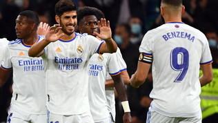 Asensio trascina il Real in vetta, Siviglia terzo con Papu Gomez