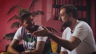 """Belinelli si racconta giocando a NBA 2K22: """"Cuore in gola quando ho parlato con Jordan"""""""