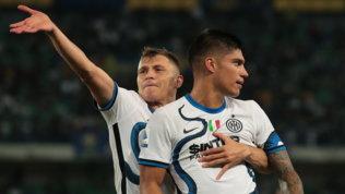 Inter, Barella sta bene. Rebus Correa, a Vidal serve ancora tempo