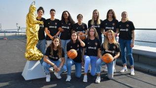 Basket Geasvuole volare:roster2021/22 presentato ad alta quota