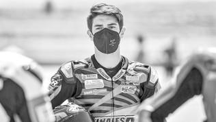 Dramma nellaSupersport300:muore in gara il cugino di Maverick Vinales