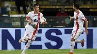Serie B: il Brescia rimonta l'Ascoli. Vincono Monza, Lecce e Cosenza