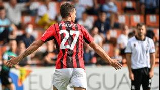 Diaz timbra l'esordio da sogno di Maldini: il Milan batte lo Spezia