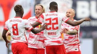 Bundesliga: Wolfsburg e Dortmund ko, il Bayern allunga in vetta. Dilaga il Lipsia