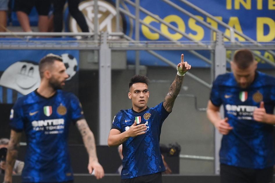 Le migliori immagini di Inter-Atalanta 2-2<br /><br />