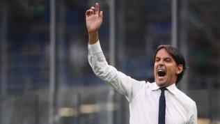 """Inzaghi: """"Rimane l'amaro in bocca, Dimarco rigorista l'ho scelto io"""""""