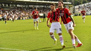 Il Milan vola con i suoi giovani | Pioli lancia la sfida alla Serie A