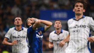 L'Inter di Inzaghi  sbatte  contro l'Atalanta   Ora si tuffa in Champions