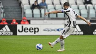 Locatelli firma il tris bianconero   Juve-Samp: 2-1LIVE