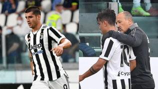 "Morata e Dybalavanno ko: ""Rientreranno entrambi dopo la sosta"""