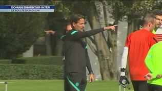 Champions, tutto pronto per Shakhtar-Inter