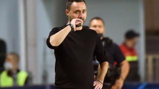 """De Zerbi: """"Inter più consapevole e convinta, Inzaghi tecnico giusto"""""""