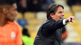 """Inzaghi: """"Serata non brillantissima, il girone resta equilibrato"""""""