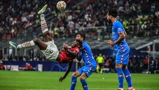 Leao infiamma il Milan, Griezmann-Suarez lo rovesciano al 97'