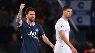 Donnarumma, Messi e il Psg stendono Guardiola. ShockReal, super Liverpool