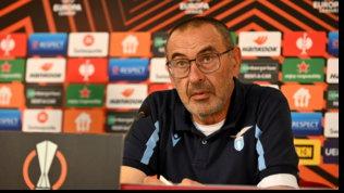 "Sarri: ""Un derby non vale una stagione, Lokomotiv test importante"""