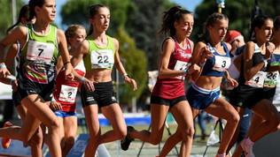 Sabato 2 ottobre iniziano i campionati italiani cadetti