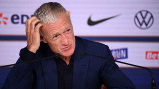 """Deschamps, Theo sì e Giroud no: """"La Juve è la mia seconda casa"""""""