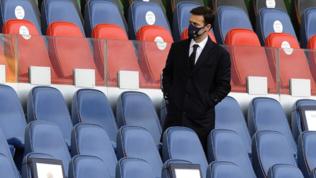 """Arbitri, Pinto sta con Mou: """"Danneggiati più volte in pochi giorni"""""""
