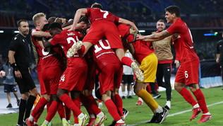Il Napoli cade con lo Spartak