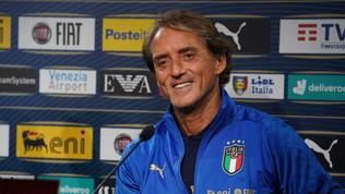"Mancini: ""La Nations Leagueè importante per l'Italia"""