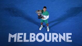 Australian Open, primo Slam per vaccinati:obbligatorio il vaccino