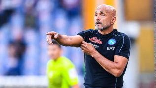 """Spalletti: """"Fiorentina grande squadra, servirà un Napoli tosto"""""""