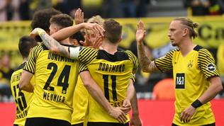 Dortmund ok, Wolsfburg ko in casa, il Friburgo è secondo