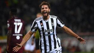 """La Juve ingrana la """"terza"""" e si prende il derby: Locatelli fa fuori il Torino"""