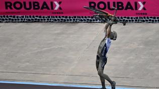 """Colbrelli: """"Super sprint finale, vittoria da leggenda. È il mio anno"""""""