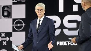 """Wenger: """"Anche i calciatori favorevoli ai Mondiali ogni due anni"""""""