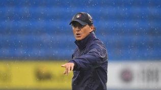 """Nations League,Mancini: """"Sarebbe fantastico vincerla ma non saràfacile"""""""
