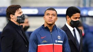 PSG infuriato con Mbappé per l'intervista: tifosi sul piede di guerra