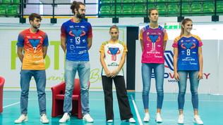 Il Vero VolleyMonza si presenta e svela le nuove maglie 2021/22