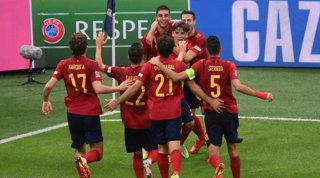 Doppio Torres e rosso a Bonucci:azzurri piegati, Spagna in finale