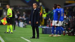 """Mancini: """"Questa partita ci dà grande forza nonostante la sconfitta"""""""