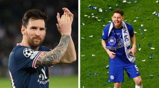 Pallone d'Oro 2021, cinque azzurri tra i candidati: è record dal 2007