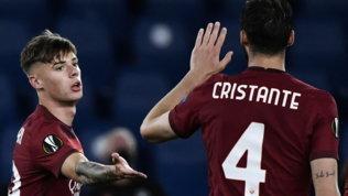 """A Mourinho, stasera pippamo"": Roma, su Zalewski è bufera social"