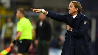 """Mancini tiene alta la guardia: """"Contro il Belgio fondamentale per i sorteggi Mondiali"""""""