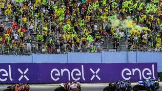 Misano aumenta a 35mila tifosi la capienza per l'ultima di Rossi in Italia