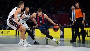 L'Olimpia concede il bis in Eurolega: Milano domina sul campo del Baskonia