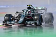 Pole non pole di Lewis Hamilton, che cede la prima fila del GP di Turchia al collega Bottas<br /><br />