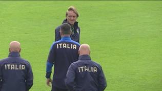 Mancini non molla, vuole battere il Belgio