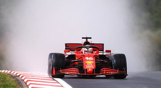 """Leclerc: """"Darò il massimo per il podio"""". Sainz: """"Gioco di squadra perfetto"""""""
