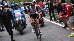 Pogacartrionfa al Giro di Lombardia: a Bergamo battuto Masnada allo sprint