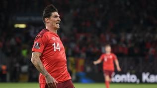 La Svizzera resta in scia dell'Italia: 2-0 alla Nord Irlanda